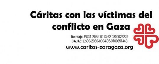 Ayuda a Gaza