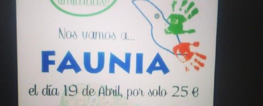 Excursión a Faunia