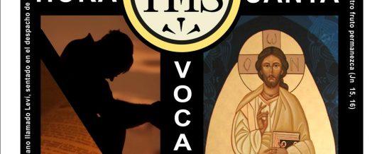 Oración Vocacional