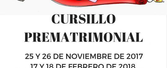 Cursillo Prematrimonial