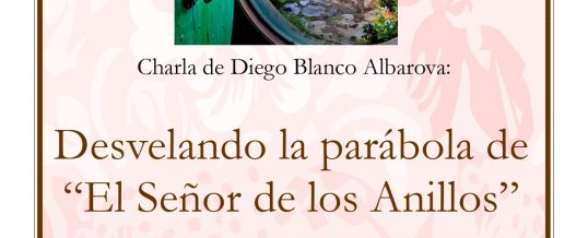 Charla Diego Blanco Alborava