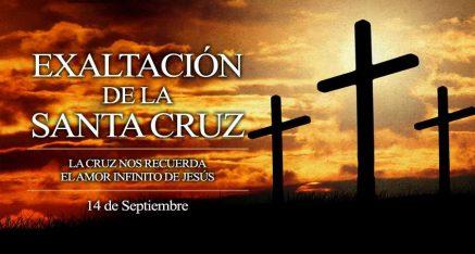 Festividad Exaltación de la Santa Cruz
