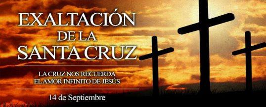 Festividad de la Exaltación de la Santa Cruz