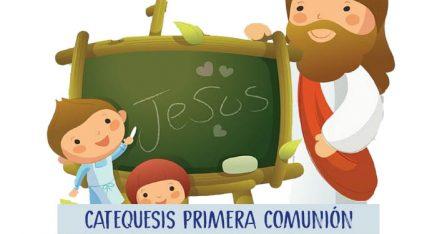 Catequesis de Primera Comunión