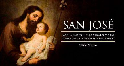 Festividad de San Jose