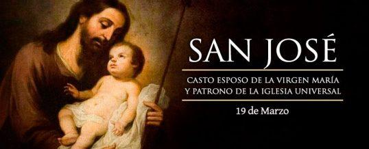 Festividad de San José