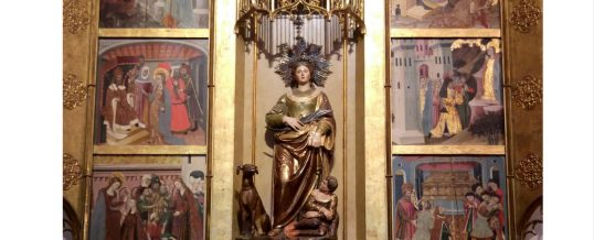 Festividad de Santa Quiteria