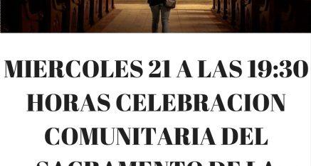Celebración comunitaria de la Penitencia