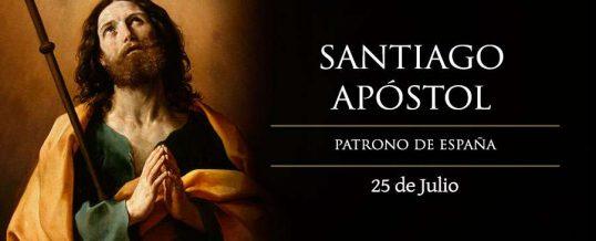 Festividad de Santiago Apóstol