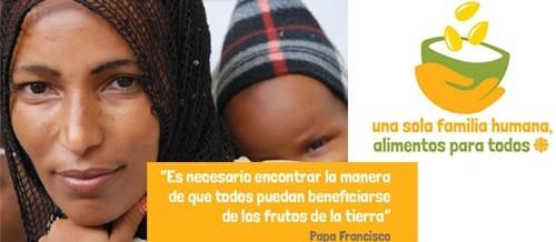 Día Internacional Alimentación